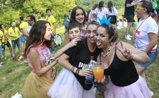 Tudela Veguín cierra sus fiestas con la tradicional jira campestre