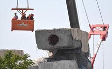 La comisión que investiga el derrumbe en Génova aconseja demoler el puente