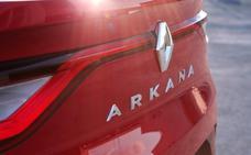 Renault Arkana, el nuevo «crossover»