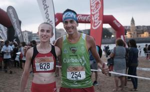Xavi Tomasa repite triunfo en la Carrera de la Playa
