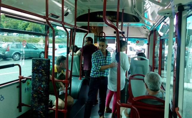 23.184 usuarios consolidan el autobús lanzadera a la Fidma