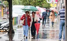 Asturias espera más lluvias antes de un domingo de pleno verano