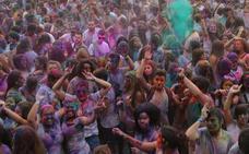 Los vigilantes privados denuncian la falta de seguridad en la Holi Party