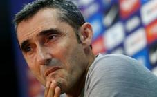 Valverde: «No estamos aquí para hacer negocio con un jugador»
