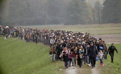 La otra travesía burocrática del refugiado