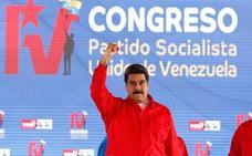 Maduro venderá «pequeños lingotes de oro» para impulsar el ahorro