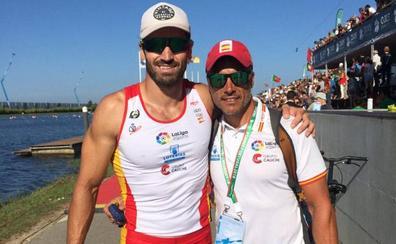 Noruega pide la retirada de la medalla a su palista en beneficio de Hernanz