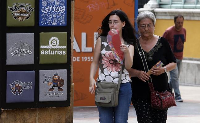 Vuelven a bajar las temperaturas en Asturias