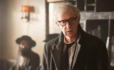 Woody Allen se aparta de la dirección