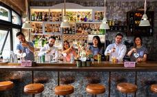 Siete coctelerías que merece la pena visitar en Asturias