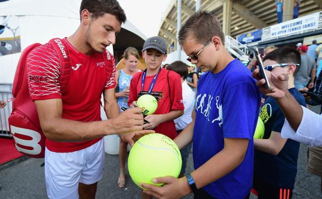 «El intenso calor hace difícil jugar», asegura Carreño