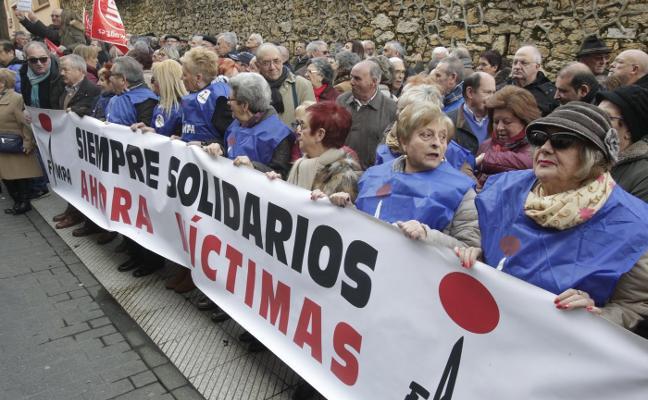 Casi 25.000 viudas en Asturias se benefician de una subida de 58 euros en sus pensiones