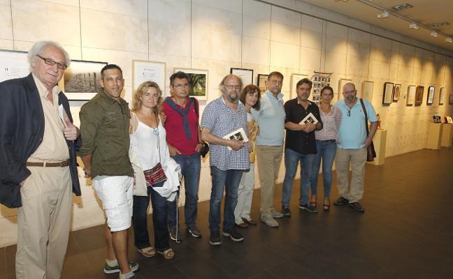 Poesía y arte se dan la mano en Gijón