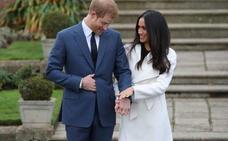 Meghan Markle y el príncipe Harry: ¿Primera crisis como marido y mujer?