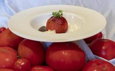 El momento del tomate