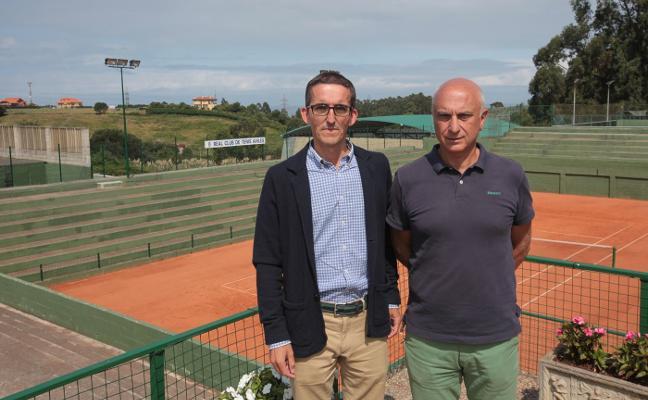 El Tenis Avilés homenajeará a Manolo Galé el 22 de septiembre