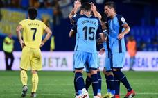 Stuani da el primer triunfo al Girona y alimenta dudas en el Villarreal