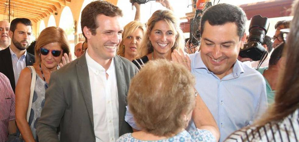 La guerra de los lazos abre una brecha entre el PP y Ciudadanos