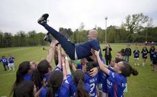 El Real Oviedo Femenino, campeón del grupo primero de Segunda