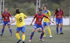 El Gijón alcanza la permanencia tras ganar al Friol y perder el Llanera