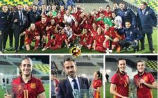España conquista la Copa Chipre tras ganar a Italia