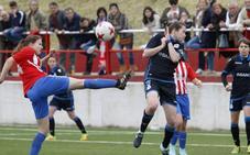 El Sporting Femenino sucumbe ante el Deportivo en Mareo