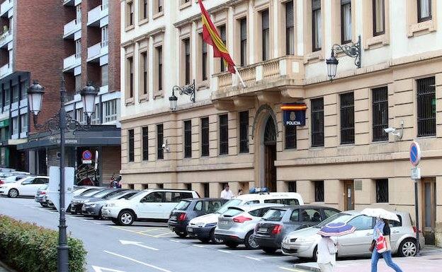 Detenido un joven de 19 años como autor de un apuñalamiento en Oviedo