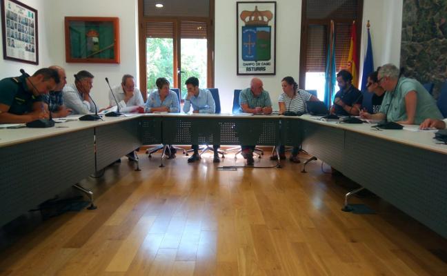 Cincuenta efectivos velarán por la seguridad en Caso en el Día de Asturias