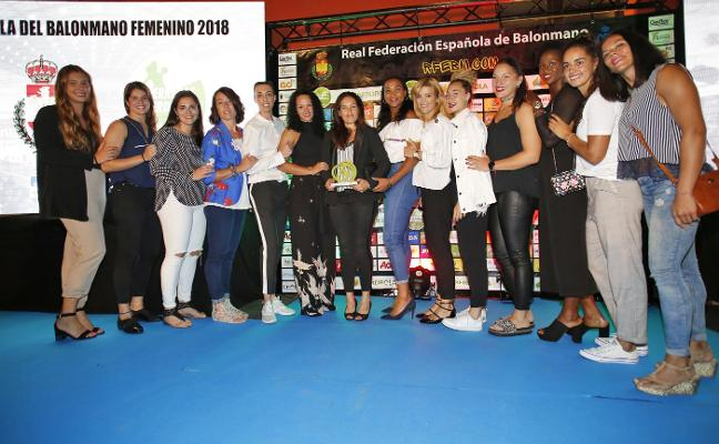 El Liberbank Gijón busca ante el Bera Bera el segundo título de su historia