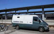 Ingresan en prisión los dos ciudadanos rumanos detenidos por los asaltos a los llagareros