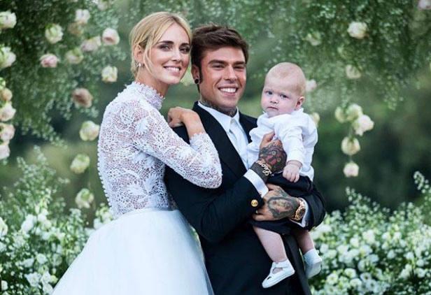 La exclusiva boda de Chiara Ferragni y Fedez en Sicilia