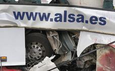 ALSA afirma que el conductor pasó un reconocimiento médico con calificación de apto en abril