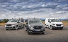 Opel Combo Cargo y Combo Life XL