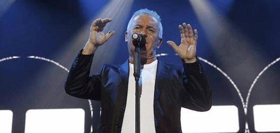 El nuevo disco de Víctor Manuel sale a la venta el 5 de octubre