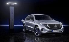 Mercedes EQC, la moda eléctrica