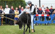 Un espectáculo de bravura en el Centro Asturiano