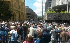 Arrestado por fotografiar una manifestación de jubilados en Venezuela