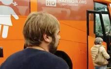 Archivada la causa contra Daniel Ripa por el altercado con el autobús de 'Hazte Oír'
