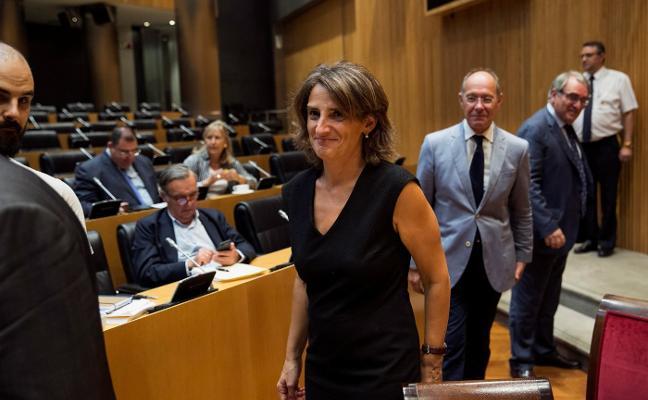 Teresa Ribera asegura que el Gobierno «no va a hacer una barbaridad» con el carbón