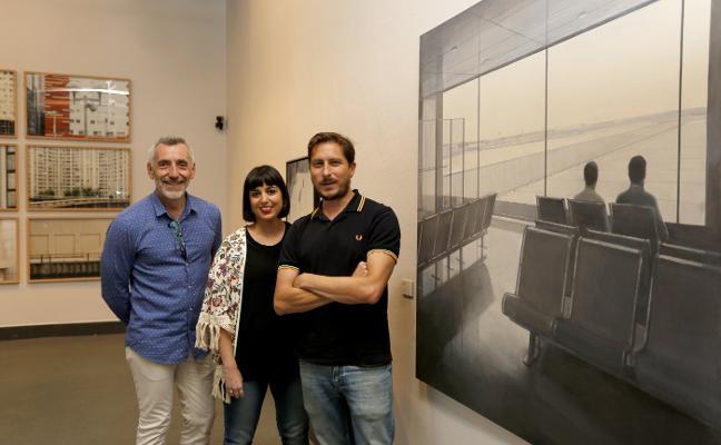 Granell y Lacalle, pintura y fotografía en el CCAI