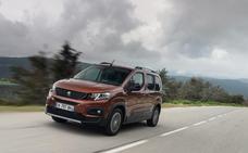 Peugeot Rifter, desde 17.800 euros
