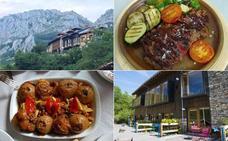 Paseo gastronómico por Caso en el Día de Asturias