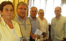 La Soledad celebra un año de exposición del Lignum Crucis