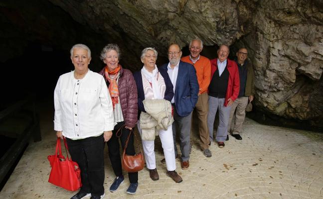 Viaje a la memoria de Tito por las entrañas de la cueva