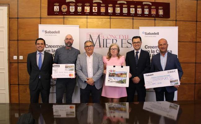 El SabadellHerrero apoya al comercio de proximidad en el Caudal