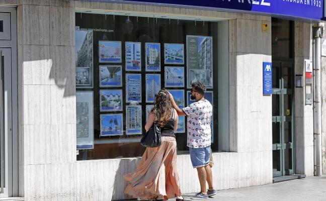 El precio de la vivienda se acelera en Asturias, pero sigue en la cola nacional