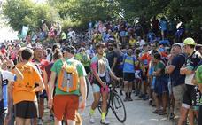 La Vuelta se estrena en Les Praeres