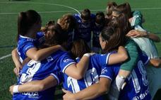 El Real Oviedo femenino se estrena en el Díaz Vega