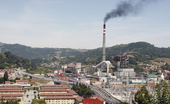 Asturias, la mayor damnificada por la subida del precio de los derechos de emisión de CO2