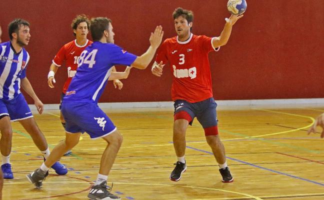 El Grupo empata con el Oar Coruña en un nuevo amistoso